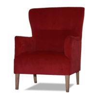 Красное кресло Sonata-Pro Bella в Петропавловске
