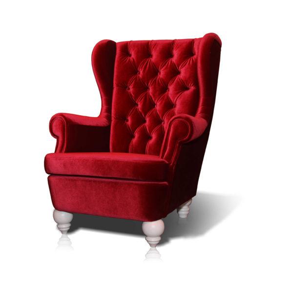 Красное кресло Sonata-Pro Dolce в Петропавловске