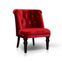 Красное кресло Sonata-Pro Mokachino в Петропавловске