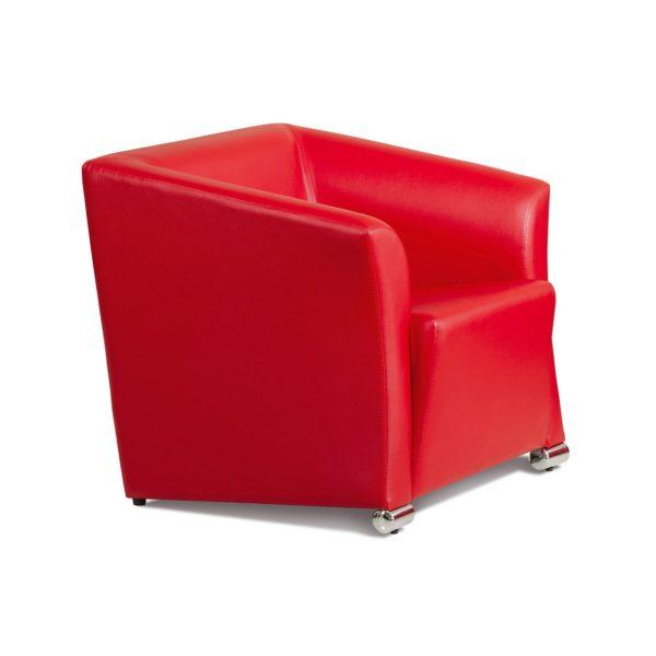 Красное кресло Sonata-Pro Venus в Петропавловске