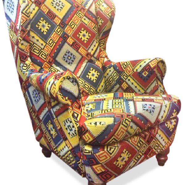 Разноцветное кресло Sonata-Pro Fedele в Петропавловске