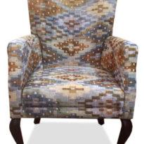 Разноцветное кресло Sonata-Pro Gold classic в Петропавловске вид прямо