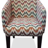 Разноцветное кресло Sonata-Pro Mola в Петропавловске вид прямо