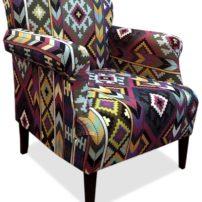 Разноцветное кресло Sonata-Pro Vinchenzo в Петропавловске