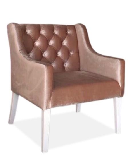 Розовое кресло Sonata-Pro Domingo в Петропавловске