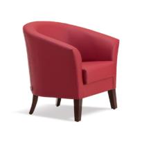 Розовое кресло Sonata-Pro Yonca в Петропавловске