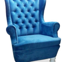 Синее кресло Sonata-Pro Dolce в Петропавловске