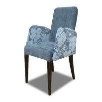 Синее кресло Sonata-Pro Sarmasik в Петропавловске