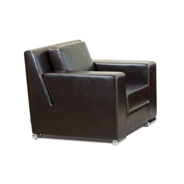 Тёмно-коричневое кресло Sonata-Pro Verona в Петропавловске