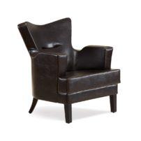 Тёмно-коричневое кресло Sonata-Pro Yarasa в Петропавловске