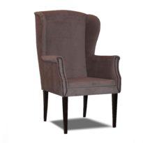 Тёмно-серое кресло Amante classic в Петропавловске