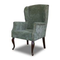 Зелёное кресло Amante classic в Петропавловске