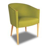 Зелёное кресло Sonata-Pro Marsel в Петропавловске