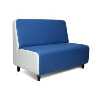 Бело-синий диван Sonata-Pro Bruno в Петропавловске