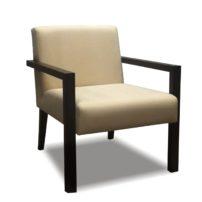 Бежево-коричневое кресло Sonata-Pro Sofit в Петропавловске