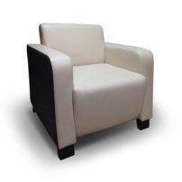 Чёрно-бежевое кресло Sonata-Pro Henry в Петропавловске
