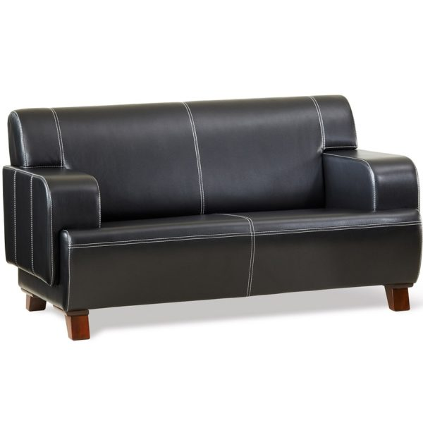 Чёрный диван Sonata-Pro Casablanca в Петропавловске