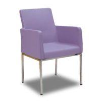 Фиолетовое кресло Sonata-Pro Alfie в Петропавловске