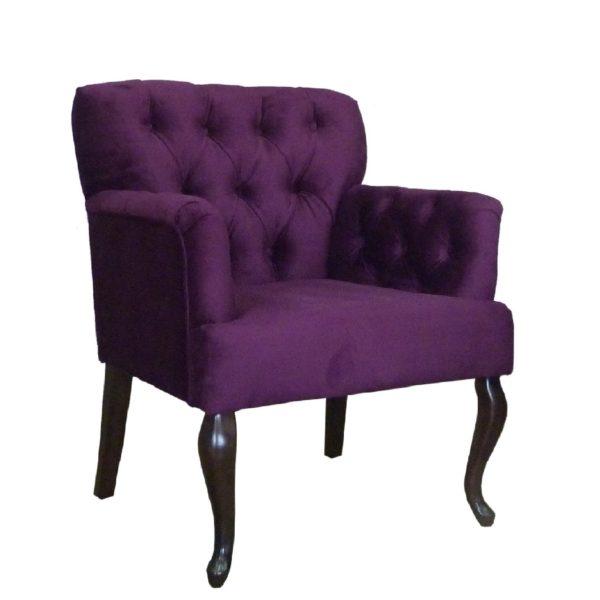 Фиолетовое кресло Sonata-Pro Ellsa в Петропавловске