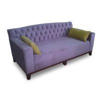 Фиолетовый диван Sonata-Pro Milan в Петропавловске