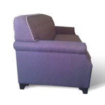 Фиолетовый диван Sonata-Pro Rochelle в Петропавловске вид сбоку