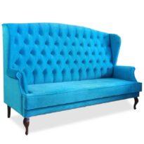 Голубой диван Sonata-Pro Luisa в Петропавловске