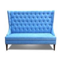 Голубой диван Sonata-Pro Maestro в Петропавловске вид прямо