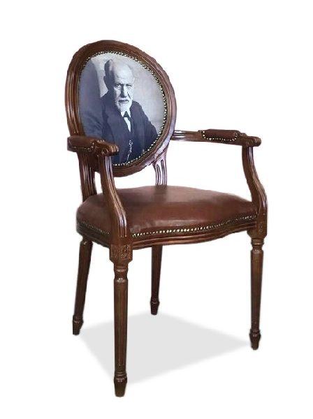 Коричневое кресло Sonata-Pro Piere в Петропавловске