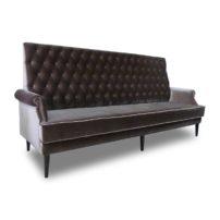 Коричневый диван Sonata-Pro Carbon в Петропавловске