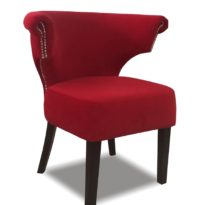 Красное кресло Sonata-Pro Loft в Петропавловске