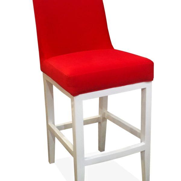 Красныйбарный стул Sonata-Pro Istambul в Петропавловске