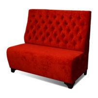 Красный диван Sonata-Pro Fiesta в Петропавловске