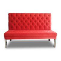 Красный диван Sonata-Pro Giselle в Петропавловске
