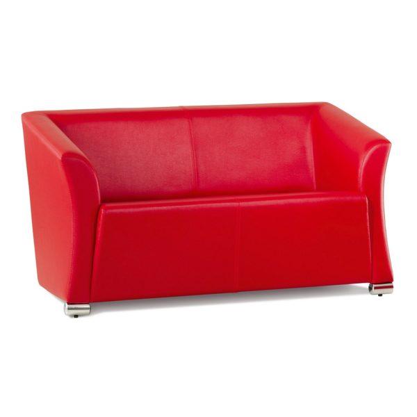 Красный диван Sonata-Pro Venus в Петропавловске