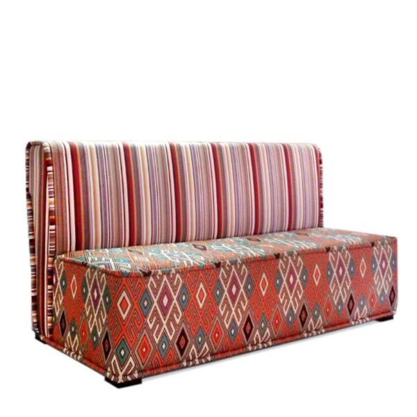 Красный, разноцветный диван Sonata-Pro Dafne в Петропавловске