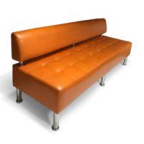 Оранжевый диван Sonata-Pro Carnaby в Петропавловске