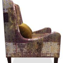 Разноцветное кресло Sonata-Pro Sioop в Петропавловске вид сбоку