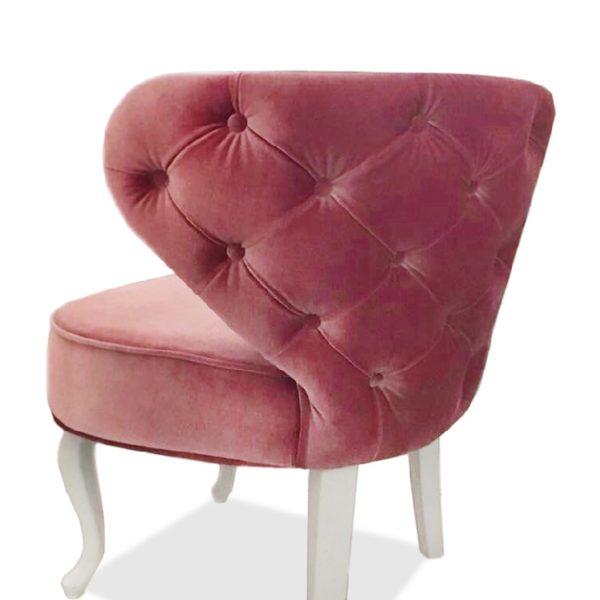 Розовое кресло Sonata-Pro Gystav Classic в Петропавловске