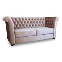Розовый диван Sonata-Pro Farettino в Петропавловске