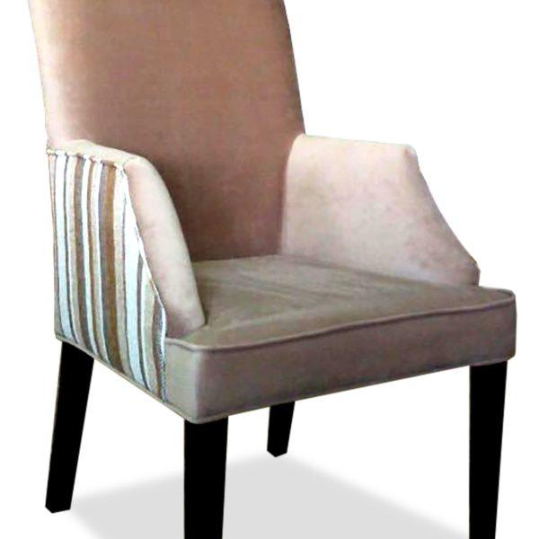 Серо-розовое кресло Sonata-Pro Magi в Петропавловске