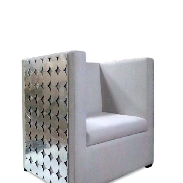 Серое кресло Sonata-Pro Madison в Петропавловске