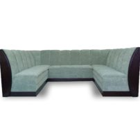 Серый диван Sonata-Pro Milena в Петропавловске