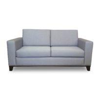 Серый диван Sonata-Pro Pretty в Петропавловске вид прямо