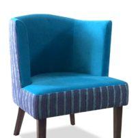 Синее кресло Sonata-Pro Domus в Петропавловске