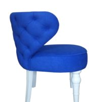 Синее кресло Sonata-Pro Gystav в Петропавловске