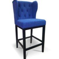 Синий барный стул Sonata-Pro Daniela в Петропавловске