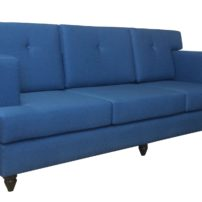 Синий диван Sonata-Pro Madrid в Петропавловске