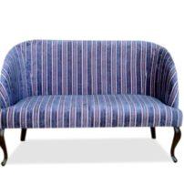 Синий диван Sonata-Pro Papatya в Петропавловске