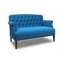 Синий диван Sonata-Pro Stefano в Петропавловске
