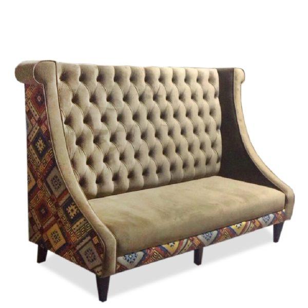 Светло-коричневый диван Sonata-Pro Greta в Петропавловске